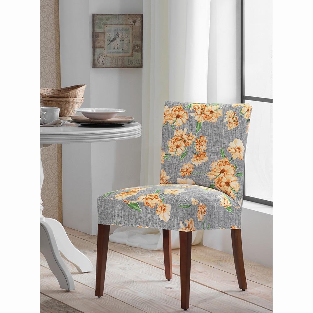 Capa P/ Cadeira - Malha - Campestre  - Adomes