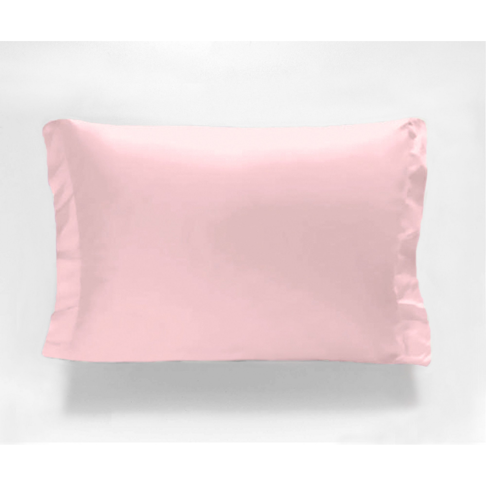 Fronha Avulsa - 180 Fios - Rosa - Percal - 100% Algodão - Cozy