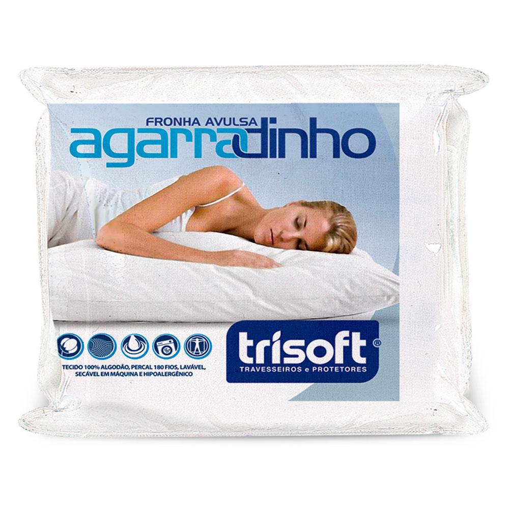 Fronha P/ Travesseiro de Corpo - Agarradinho - 180 Fios - Trisoft
