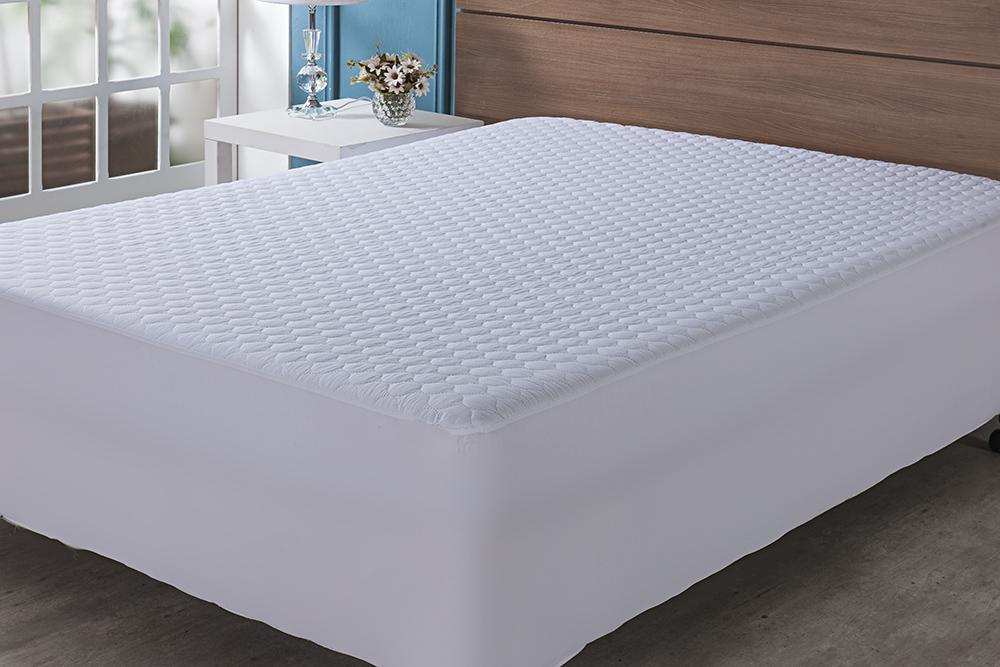 Protetor de Colchão - Casal - Comfort - Impermeável - Niazitex