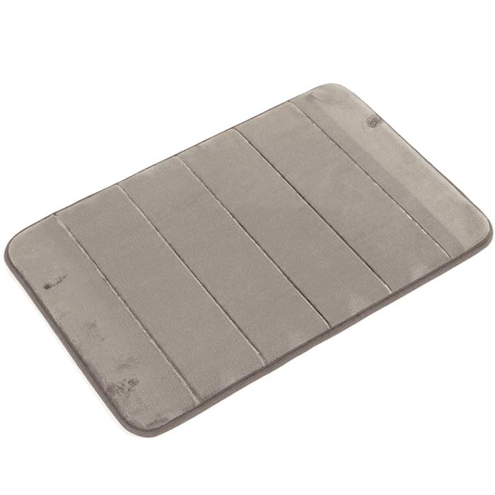Tapete de Banheiro - Super Soft - 60cm x 40cm - Bege - Blanco