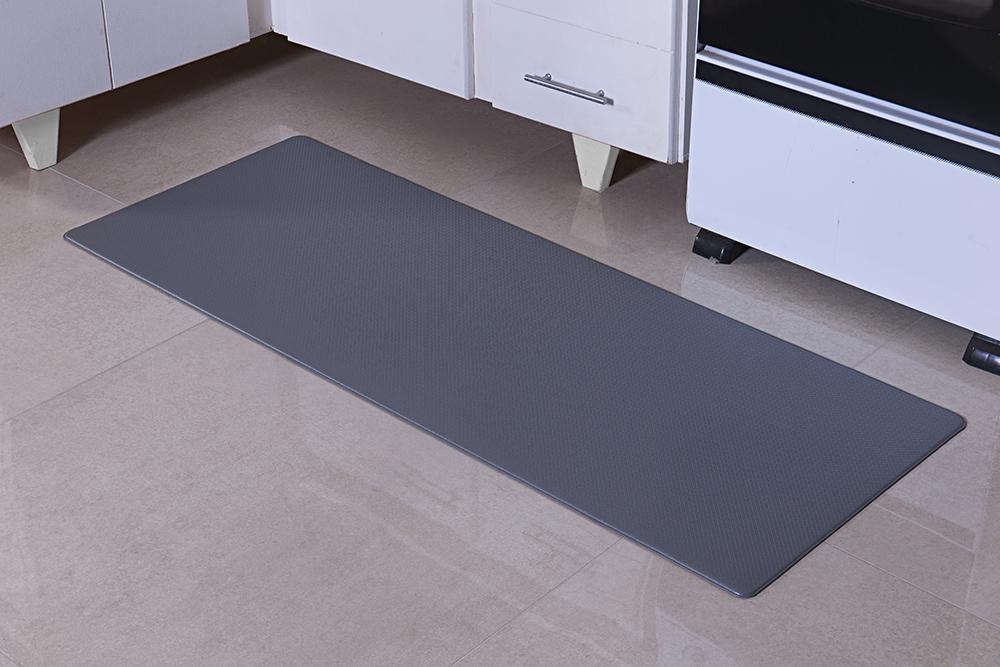 Tapete P/ Cozinha - Premier - 0,46m x 1,20m - Cinza - Niazitex