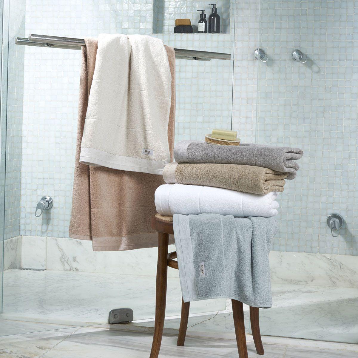 Toalha de Banho - Le Bain - Kilim - Fio Penteado - 100% Algodão - Artex