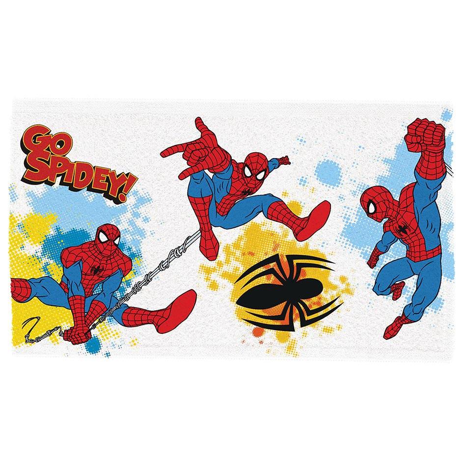 Toalha de Mão Infantil - Homem Aranha Ultimate - Lepper
