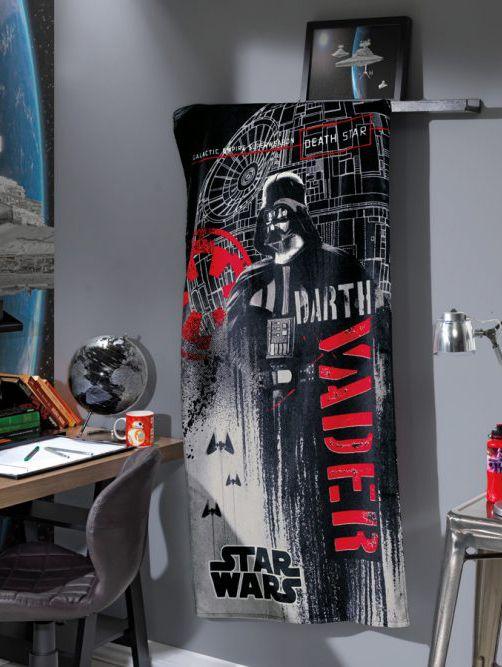 Toalha de Praia - Star Wars 09 - Aveludada - Dohler