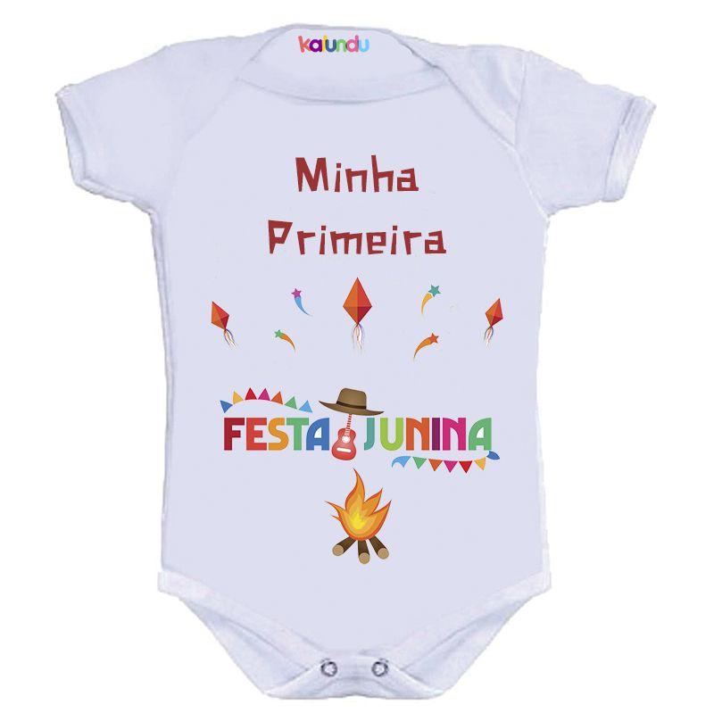 Body Divertido São João Minha 1ª Festa Junina