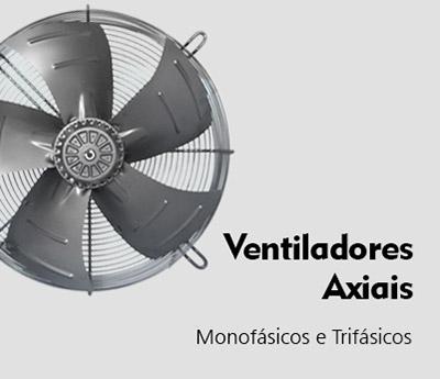 ventiladores axiais Nework