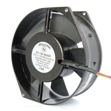 Miniventilador Nework 172X150X55 48VDC Código 17.106-HH