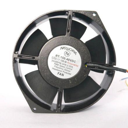 Miniventilador Nework 172X150X55 48VDC Código 17.106 M