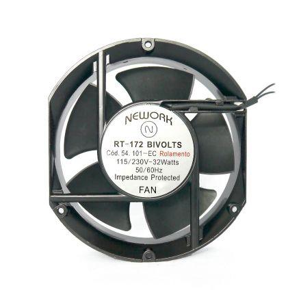 Miniventilador Nework 172X150X51Bivolt Código 54.101-EC