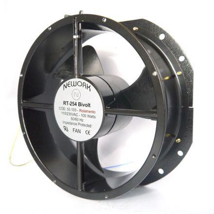 Miniventilador Nework 265X256X89 Bivolt c/ mascara Código 55.103