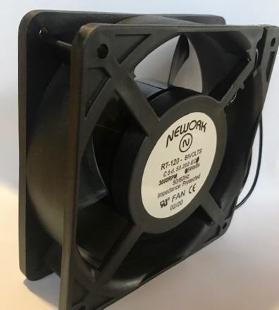 Miniventilador 120x120x38 Automático Bivolt Nework 53202 EC
