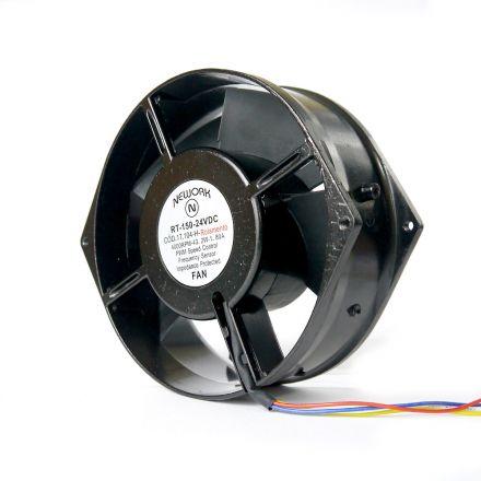 Miniventilador Nework 172X150X55 24 VDC Código 17.104 H