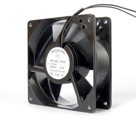 miniventilador Código 53.104 Dimensão (mm) 120X120X38 115 Volts