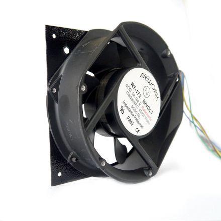 Miniventilador Código 54.102 E Dimensão (mm) 165X165X51 Bivolt