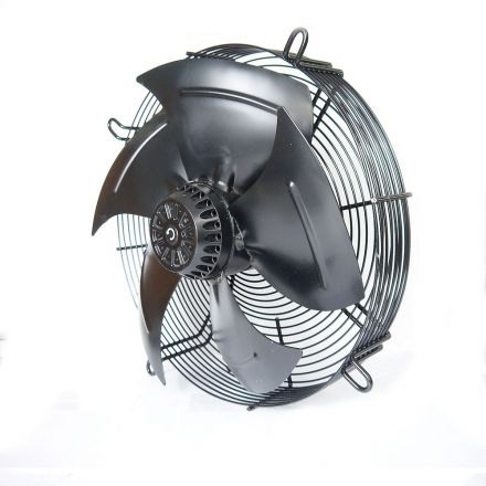 Ventilador Axial Código 58.350-EHM Dimensão (mm) 370X134 Monofásico