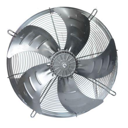 Ventilador Axial Código 58.500 EH Dimensão (mm) 520X159 Trifásico