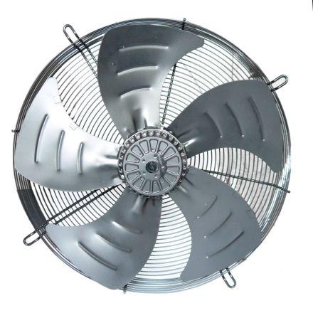 Ventilador Axial Código 58.500 VH Dimensão (mm) 520X159 Trifásico