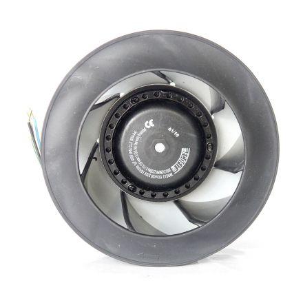 Ventilador Radial Centrifugo  Código 60.133 Dimensão (mm) 133X42R 230 VAC