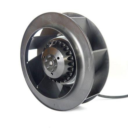 Ventilador Radial Centrífugo Código 60.190-115 Dimensão (mm) 190X70R 115 VAC