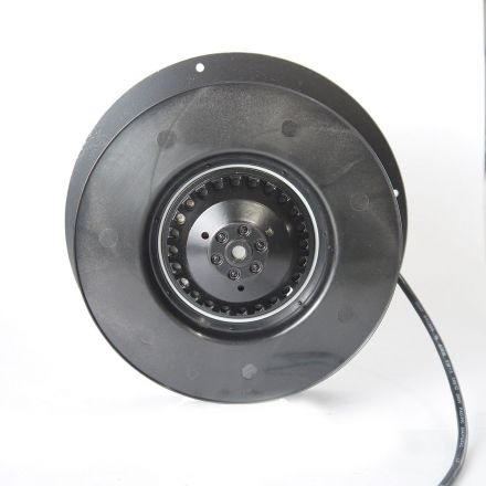 Ventilador Radial Centrifugo Código 60.191-F Dimensão (mm) 190X87R 230 VAC