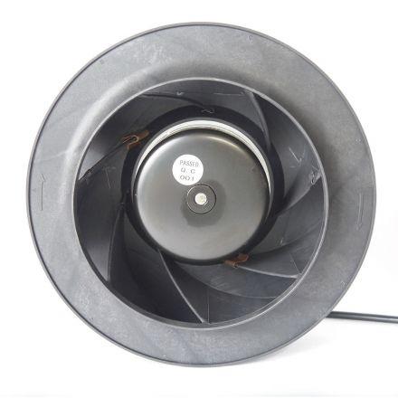 Ventilador Radial Centrífugo Código 90.408 Dimensão (mm) 255X63R 48 VDC