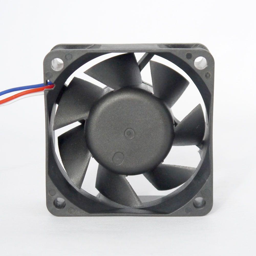 Miniventilador Nework 60X60X25 12VDC Código 13.108