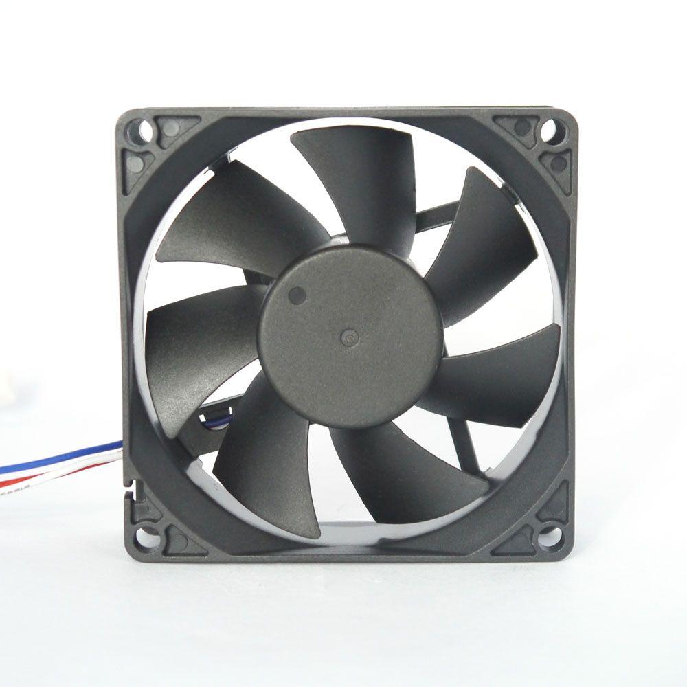 Miniventilador Nework 80X80X25 12VDC Código 14.104-HH