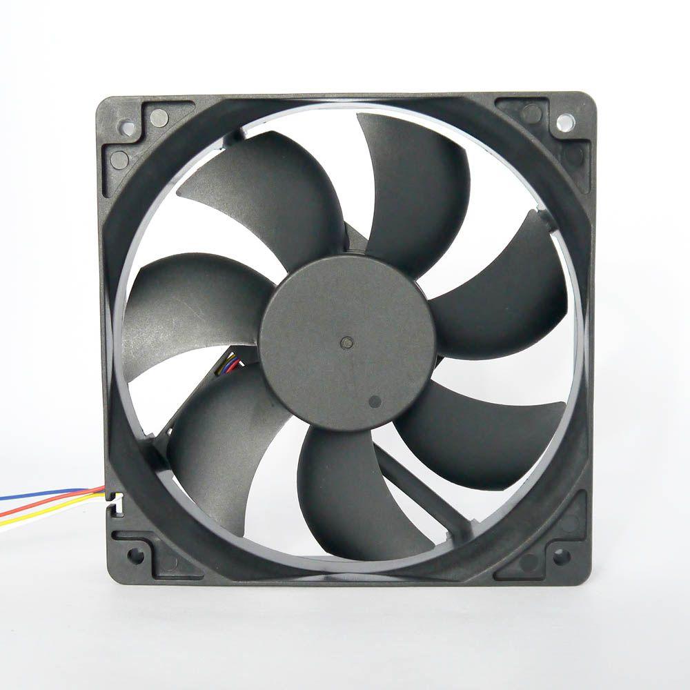 Miniventilador Nework 120X120X25 12VDC Código 16.102