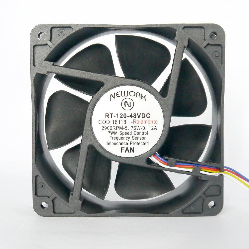 Miniventilador Nework 120X120X38 48V Código 16.118
