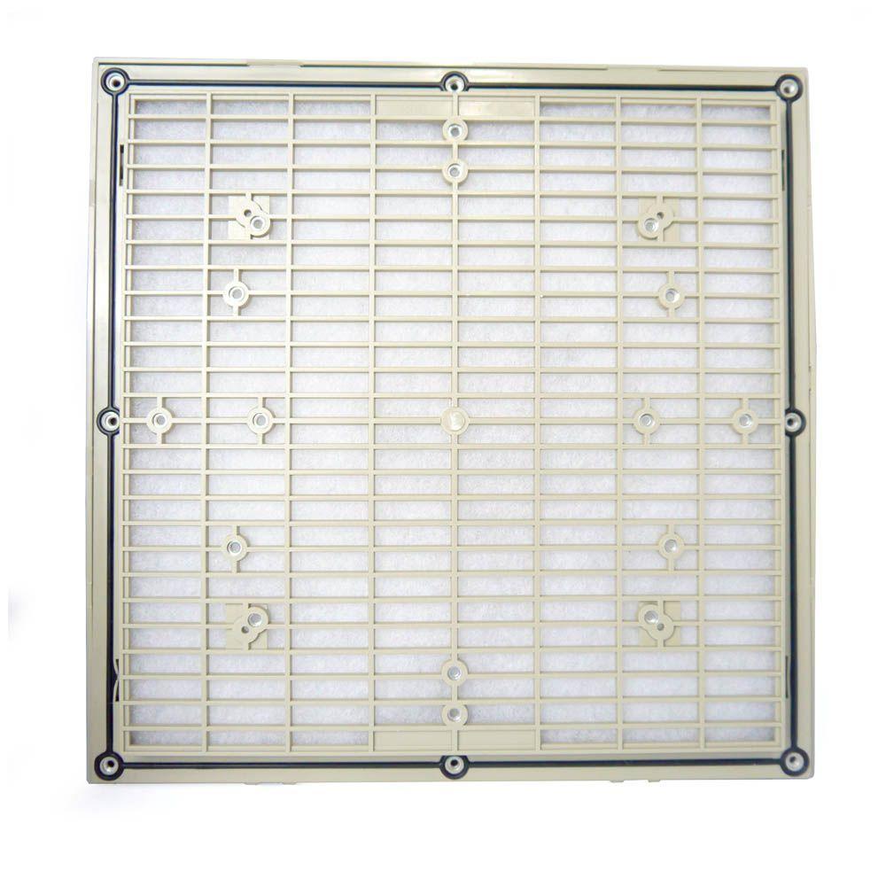 Grelha de Ventilação Código 4510- Dimensão(mm) 320X320