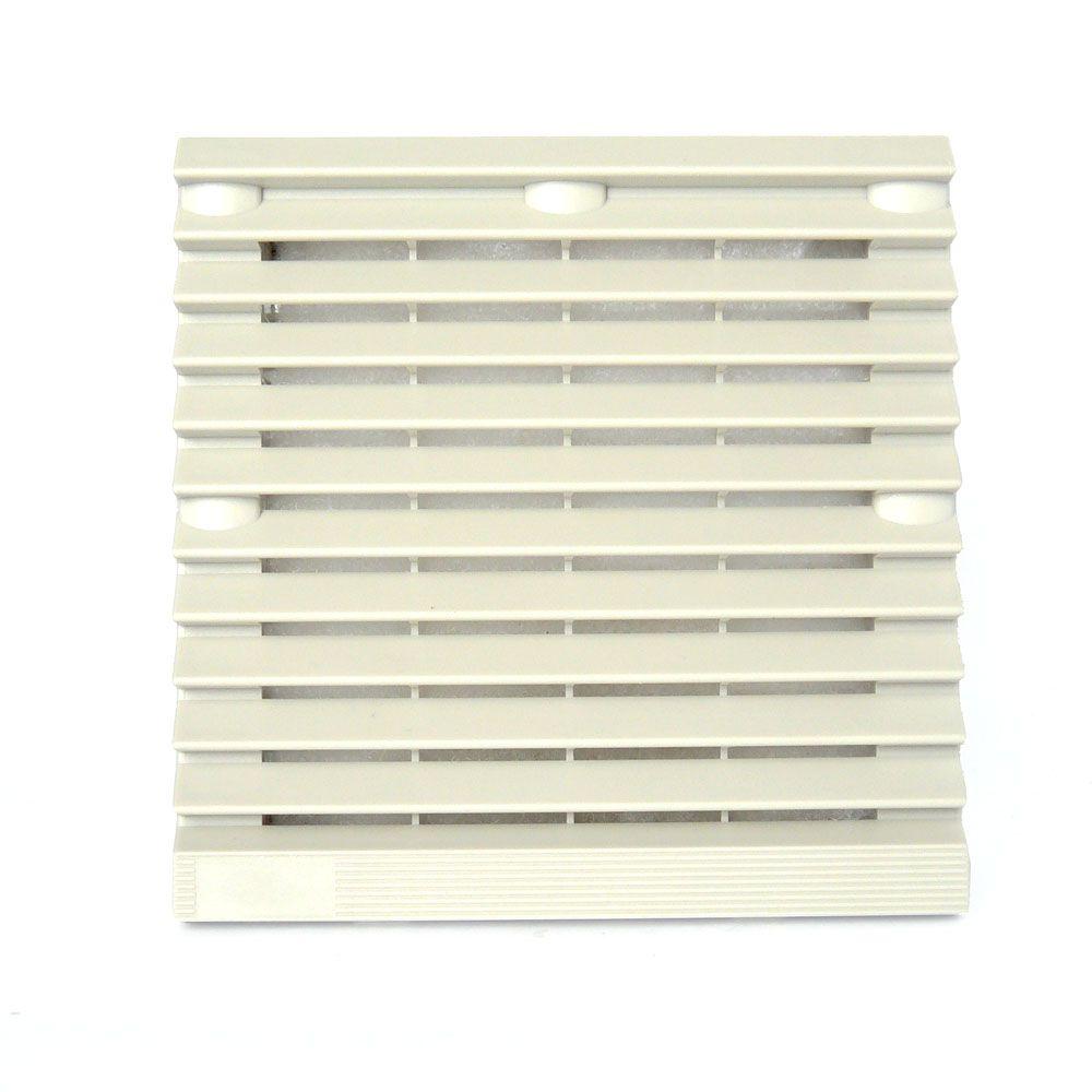 Grelha de Ventilação Código 4112(7035) Dimensão(mm) 150X150
