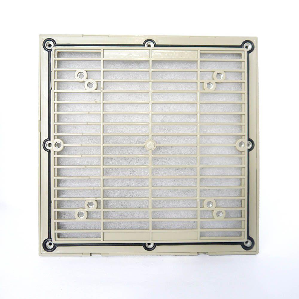 Grelha de Ventilação Código 4310 Dimensão(mm) 205X205
