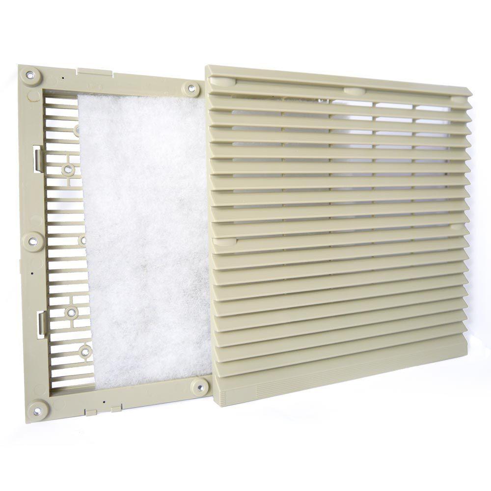 Grelha de Ventilação Código 4410 Dimensão(mm) 255X255