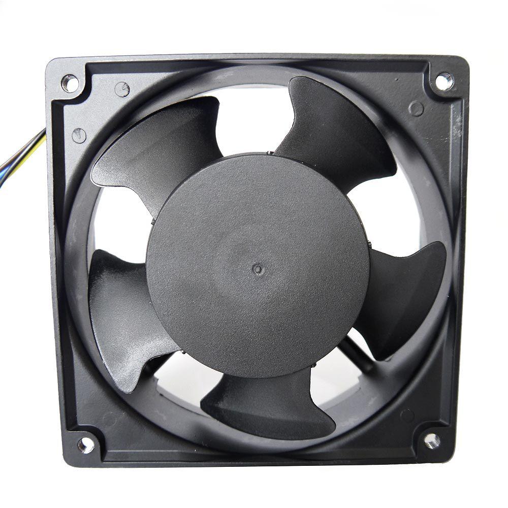 Miniventilador Nework 120x120x38 bivolt  Código 53.102