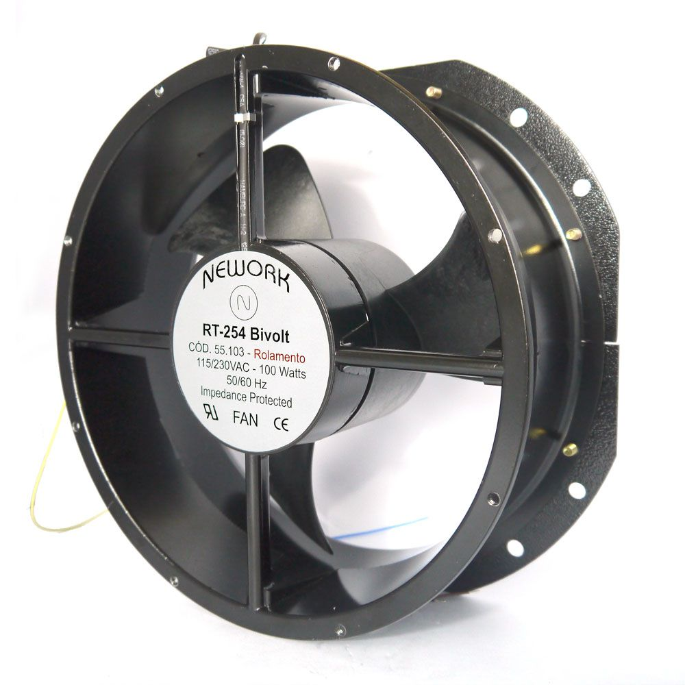 Miniventilador Código 55.103 Dimensão(mm) 265X256X89 Bivolt c/ mascara.