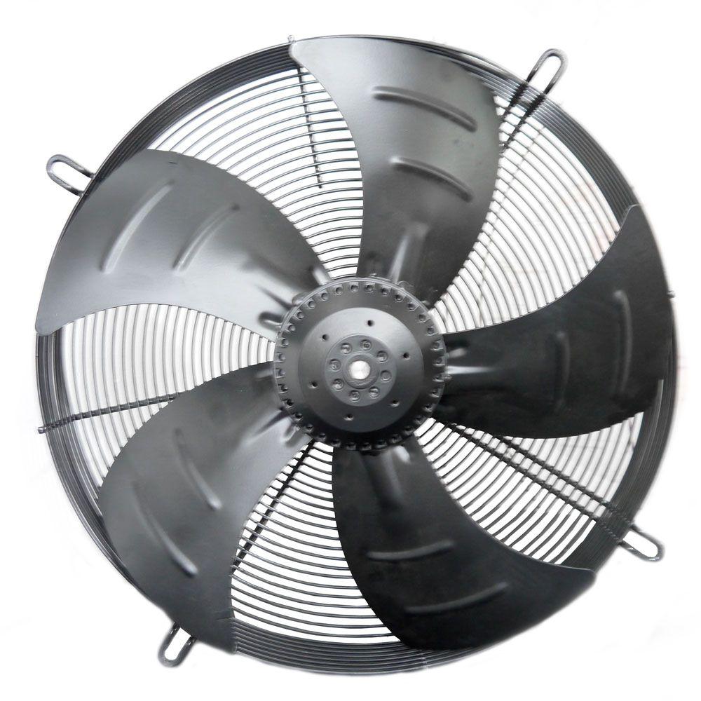 Ventilador Axial Código 58.400-EH Dimensão(mm) 420x147 Trifásico