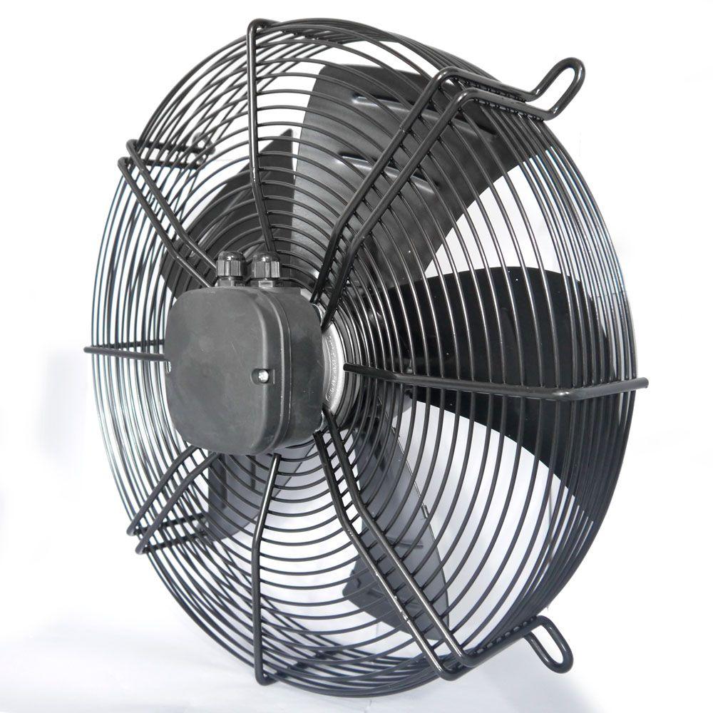 Ventilador Axial Código 58.450 E-HM Dimensão(mm) 470X160 Monofásico