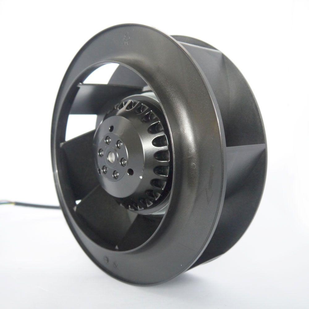 Ventilador Radial Centrifugo Código 60.190 Dimensão(mm) 190X70R 230VAC