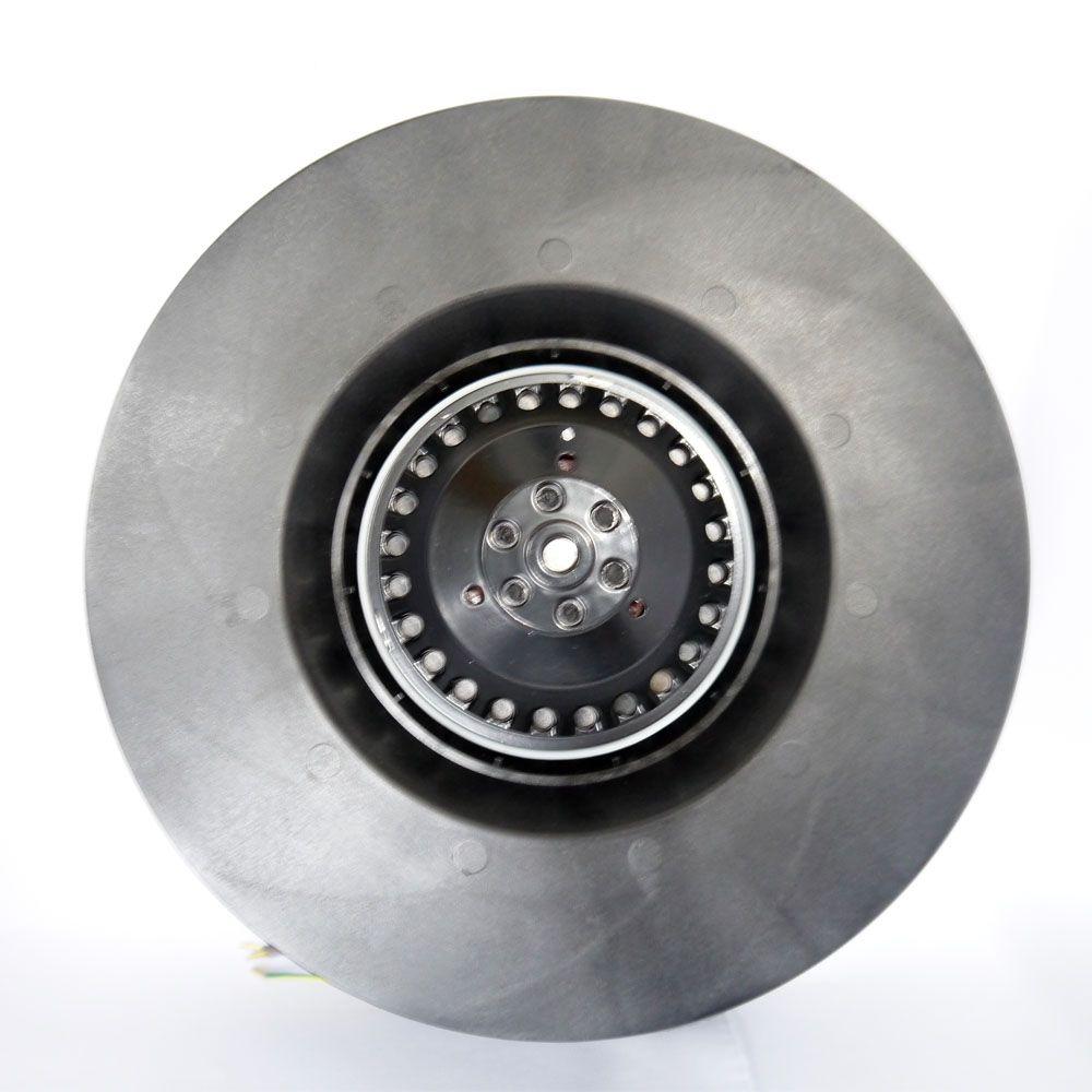 Ventilador Radial Centrifugo Código 60.220-F Dimensão(mm) 220X98R 230VAC