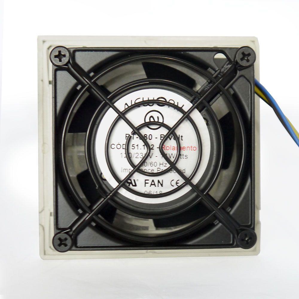 Conjunto de Ventilação Código 6110 Dimensão(mm) 105X105