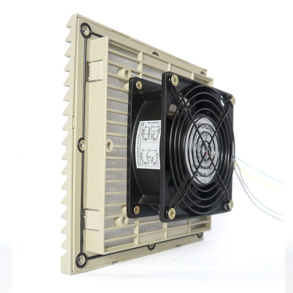 Conjunto de Ventilação Código 6311Dimensão(mm) 205X205