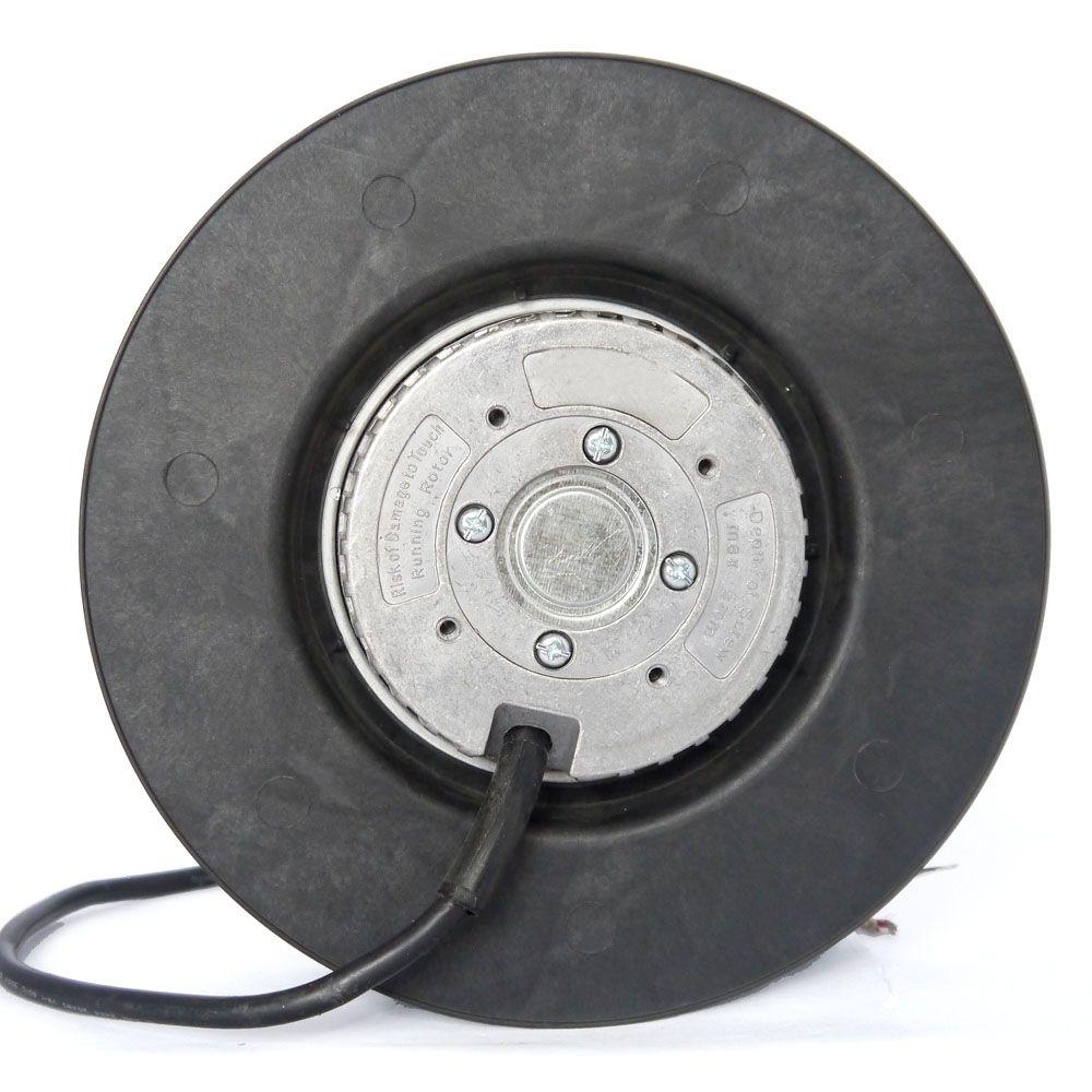 Ventilador Radial Centrífugo Código 90.404 HH Dimensão(mm) 190X45R 48VDC