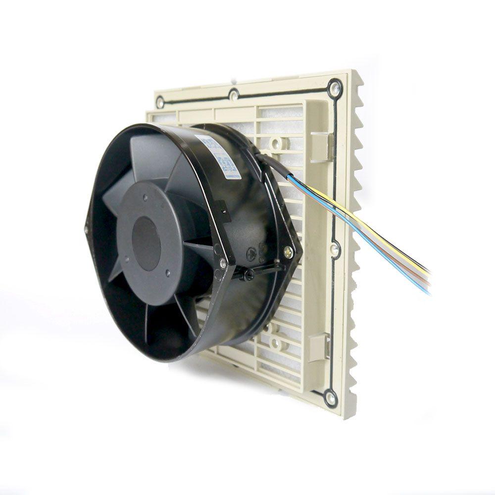 Conjunto de Ventilação Código 5312 Dimensão (mm) 205X205