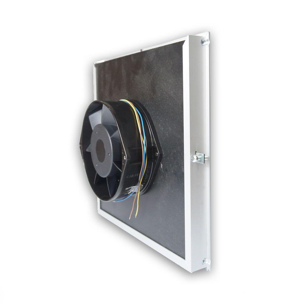 Conjunto de Ventilação Código 5511- A Dimensão (mm) 300X300