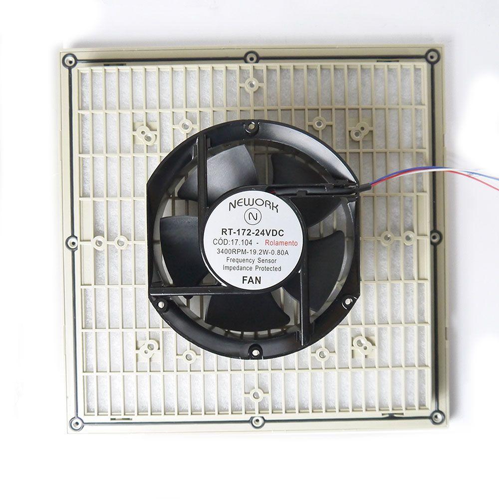 Conjunto de Ventilação Código 5512 Dimensão (mm) 320X320