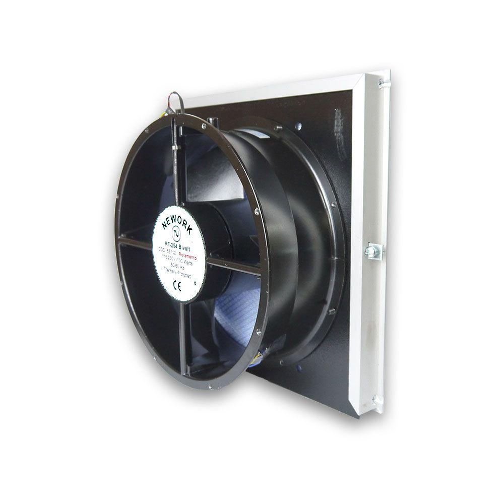 Conjunto de Ventilação Código 5514-A Dimensão (mm) 300X300