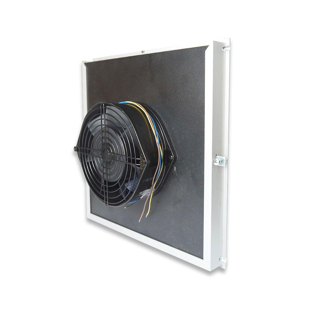 Conjunto de Ventilação Código 6511-A Dimensão (mm) 300X300