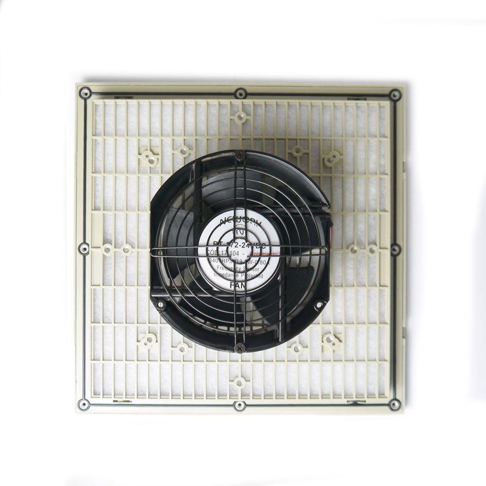 Conjunto de Ventilação Código 6512 Dimensão (mm) 320X320