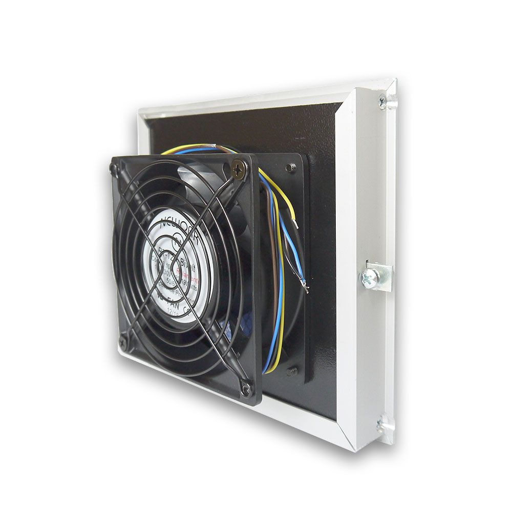 Conjunto de Ventilação Código 6611-A Dimensão (mm) 190X190